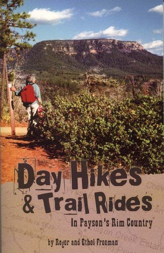 Day Hikes & Trail Rides in Payson's Rim Country