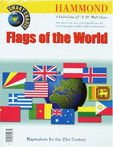 us topo - Flags of the World (Hammond Smart Charts) - Wide World Maps & MORE! - Book - Wide World Maps & MORE! - Wide World Maps & MORE!