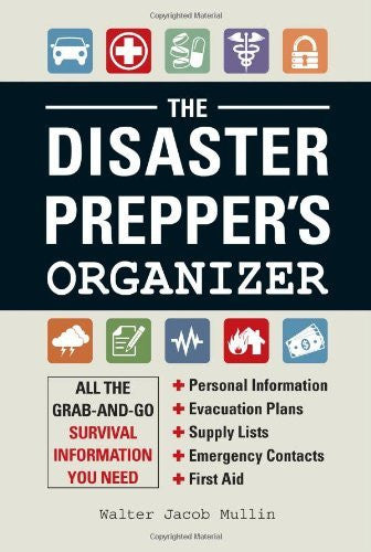 us topo - The Disaster Prepper's Organizer: All the Grab-and-Go Survival Information You Need - Wide World Maps & MORE! - Book - Wide World Maps & MORE! - Wide World Maps & MORE!