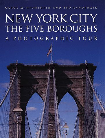 New York City: A Photograghic Tour (Photographic Tour (Random House))