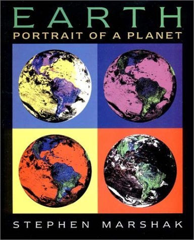 Earth: Portrait of a Planet with CDROM