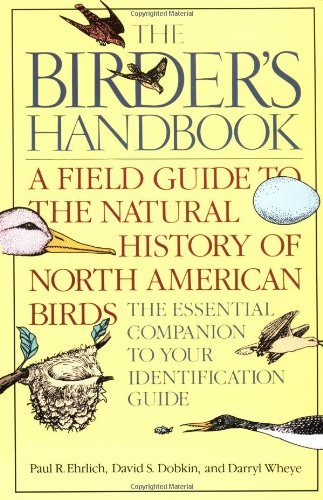 The Birder's Handbook: A Field Guide to the Natural History of North American Birds - Wide World Maps & MORE! - Book - Paul R Ehrlich - Wide World Maps & MORE!