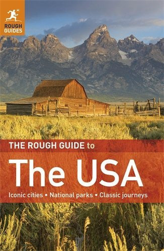 us topo - The Rough Guide to the USA - Wide World Maps & MORE! - Book - Wide World Maps & MORE! - Wide World Maps & MORE!