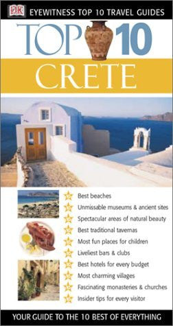 Crete (Eyewitness Top 10 Travel Guides) - Wide World Maps & MORE! - Book - Wide World Maps & MORE! - Wide World Maps & MORE!