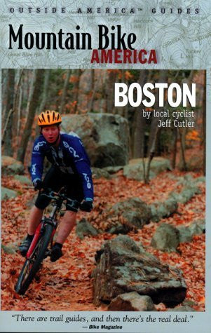 Mountain Bike America:  Boston - Wide World Maps & MORE! - Book - Cutler - Wide World Maps & MORE!