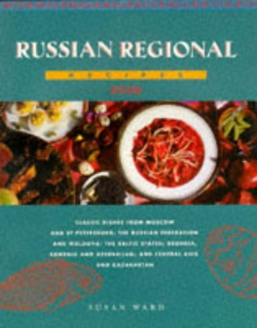 Russian Regional Recipes (Ethnic Cookery) - Wide World Maps & MORE! - Book - Wide World Maps & MORE! - Wide World Maps & MORE!