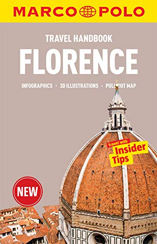 Florence Marco Polo Handbook (Marco Polo Handbooks) - Wide World Maps & MORE! - Book - Wide World Maps & MORE! - Wide World Maps & MORE!