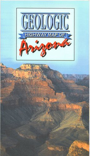 Arizona Geological Highway Map