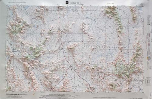 us topo - Goldfield, California; Nevada - Wide World Maps & MORE! - Book - Wide World Maps & MORE! - Wide World Maps & MORE!