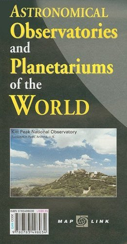 us topo - World, Astronomical Observatories - Wide World Maps & MORE! - Book - Map Link - Wide World Maps & MORE!