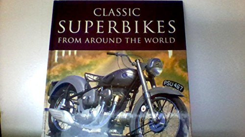 us topo - Classic Superbikes from Around the World (Coffee Table Books) - Wide World Maps & MORE! - Book - Wide World Maps & MORE! - Wide World Maps & MORE!
