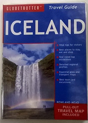 us topo - Iceland: Globetrotter Guide - Wide World Maps & MORE! - Book - Wide World Maps & MORE! - Wide World Maps & MORE!