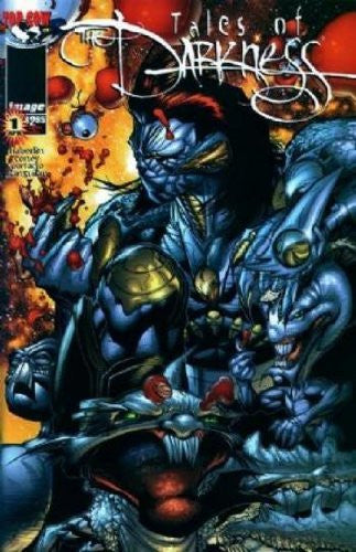 Tales Of Darkness #1 Vol 1