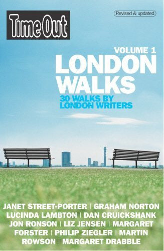 us topo - Time Out London Walks, Volume 1: 30 Walks by London Writers - Wide World Maps & MORE! - Book - Brand: Time Out - Wide World Maps & MORE!