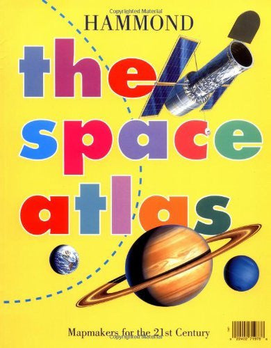 Hammond Space the Atlas (Hammond Kids Atlases)