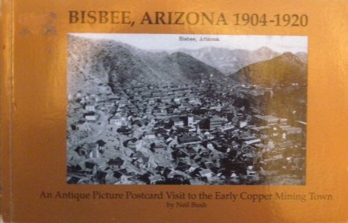 us topo - Bisbee Arizona 1904-1920 (An Antique Picture Postcard Visit to the Early Copper Mining Town) - Wide World Maps & MORE! - Book - Wide World Maps & MORE! - Wide World Maps & MORE!