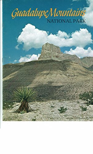 Guadalupe Mountains National Park: Its story and its scenery - Wide World Maps & MORE! - Book - Wide World Maps & MORE! - Wide World Maps & MORE!