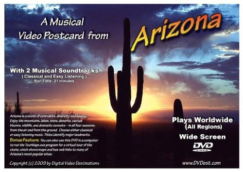 A Musical Video Postcard from Arizona