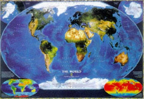 us topo - National Geographic World Satellite (Reference Maps) - Wide World Maps & MORE! - Book - Wide World Maps & MORE! - Wide World Maps & MORE!