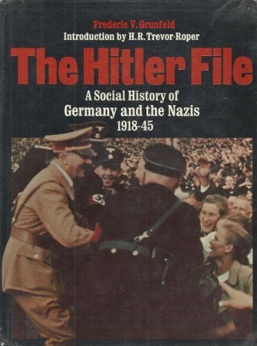 us topo - The Hitler File: A Social History of Germany and the Nazis 1918-45 - Wide World Maps & MORE! - Book - Wide World Maps & MORE! - Wide World Maps & MORE!