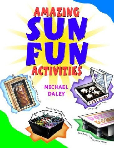 Amazing Sun Fun Activities - Wide World Maps & MORE! - Book - Wide World Maps & MORE! - Wide World Maps & MORE!