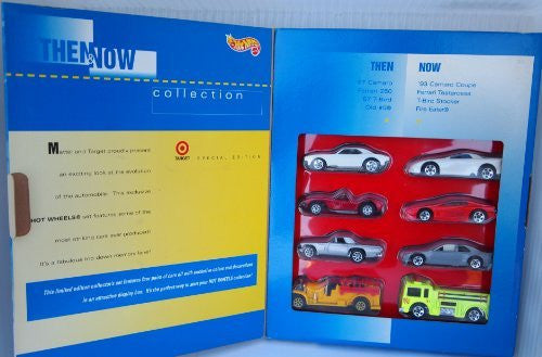 Hot Wheels Then & Now Collection
