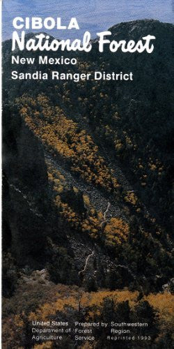 Cibola National Forest, New Mexico: Sandia Ranger District