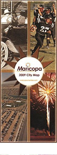 Maricopa Chamber of Commerce 2009 City Map