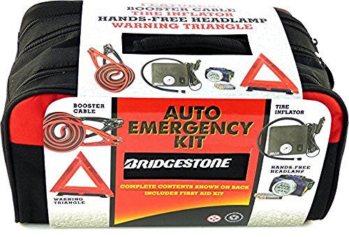 us topo - Bridgestone Auto Emergency Kit - Wide World Maps & MORE! - Home Improvement - Bridgestone - Wide World Maps & MORE!
