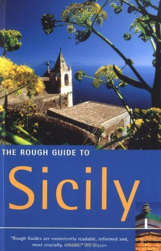 us topo - The Rough guide to Sicily (5th Edition) - Wide World Maps & MORE! - Book - Brand: Rough Guides - Wide World Maps & MORE!