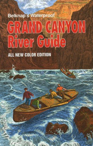 us topo - Belknap's Waterproof Grand Canyon River Guide (All New Color Edition) - Wide World Maps & MORE! - Book - Brand: Westwater Books - Wide World Maps & MORE!