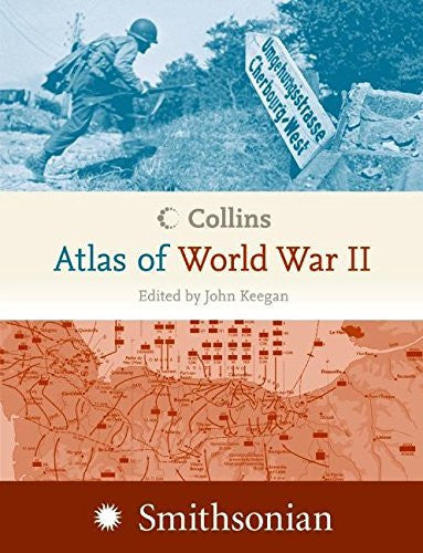us topo - Collins Atlas of World War II - Wide World Maps & MORE! - Book - Wide World Maps & MORE! - Wide World Maps & MORE!