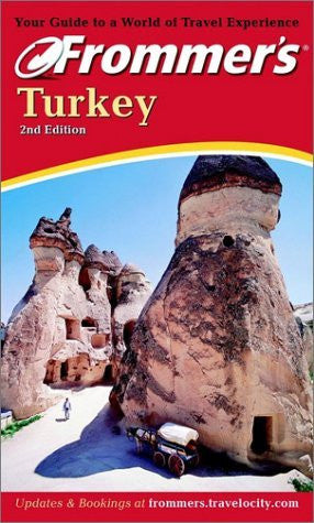 Frommer's Turkey (Frommer's Complete Guides)