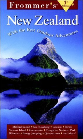us topo - Frommer's New Zealand - Wide World Maps & MORE! - Book - Wide World Maps & MORE! - Wide World Maps & MORE!