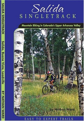 us topo - Salida Singletrack: Mountain Biking in Colorado's Upper Arkansas Valley - Wide World Maps & MORE! - Book - Wide World Maps & MORE! - Wide World Maps & MORE!