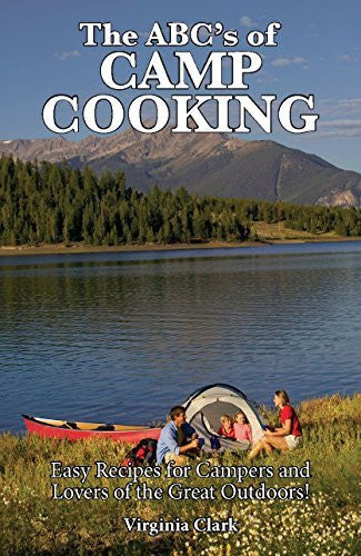 us topo - The ABC's of Camp Cooking - Wide World Maps & MORE! - Book - Wide World Maps & MORE! - Wide World Maps & MORE!