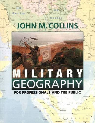 us topo - Military Geography: For Professionals and the Public (Association of the United States Army S) - Wide World Maps & MORE! - Book - Collins, John M. - Wide World Maps & MORE!