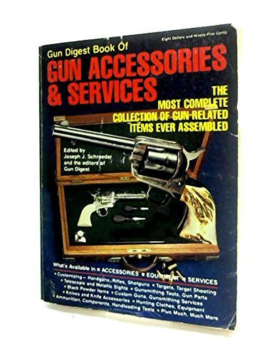 us topo - Gun Digest Book of Gun Accessories & Services - Wide World Maps & MORE! - Book - Brand: DBI Books - Wide World Maps & MORE!