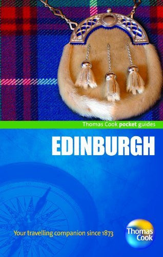 Edinburgh Pocket Guide, 3rd (Thomas Cook Pocket Guides)