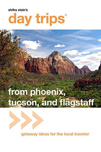 us topo - Day Trips® from Phoenix, Tucson, and Flagstaff, 10th: Getaway Ideas for the Local Traveler (Day Trips Series) - Wide World Maps & MORE! - Book - Brand: GPP Travel - Wide World Maps & MORE!