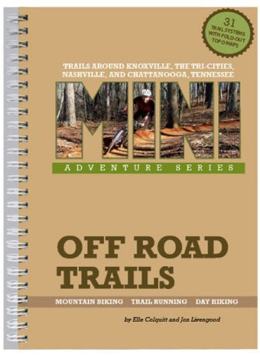 Off Road Trails - Mountain Biking - Trail Running - Day Hiking - Wide World Maps & MORE! - Book - Books and Calendars - Wide World Maps & MORE!