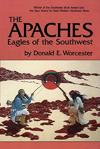 us topo - The Apaches: Eagles of the Southwest (The Civilization of the American Indian Series) - Wide World Maps & MORE! - Book - Wide World Maps & MORE! - Wide World Maps & MORE!