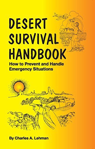 us topo - Desert Survival Handbook : How to Prevent and Handle Emergency Situations - Wide World Maps & MORE! - Book - Wide World Maps & MORE! - Wide World Maps & MORE!