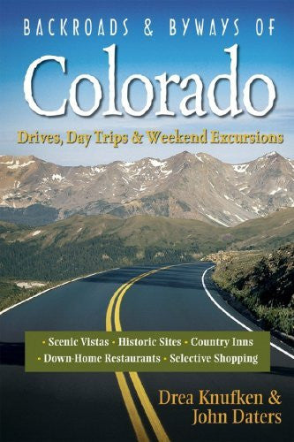 us topo - Backroads & Byways of Colorado: Drives, Day Trips & Weekend Excursions (Backroads & Byways) - Wide World Maps & MORE! - Book - Brand: Countryman Press - Wide World Maps & MORE!