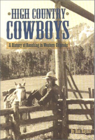 us topo - High Country Cowboy - Wide World Maps & MORE! - Book - Brand: Western Reflections Publishing Co. - Wide World Maps & MORE!
