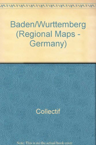 us topo - Baden/Wurttemberg (Regional Maps - Germany) - Wide World Maps & MORE! - Book - Wide World Maps & MORE! - Wide World Maps & MORE!