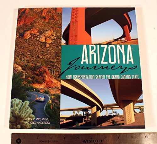 us topo - Arizona Journeys How Transportation Shaped the Grand Canyon State - Wide World Maps & MORE! - Book - Wide World Maps & MORE! - Wide World Maps & MORE!