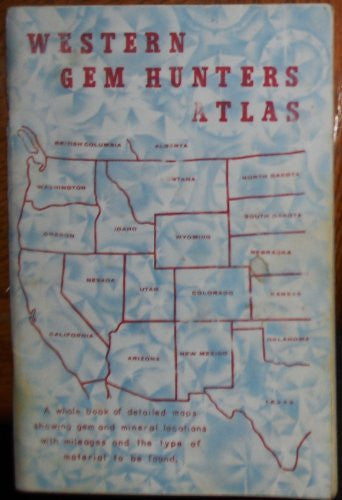 us topo - Western Gem Hunter's Atlas - Wide World Maps & MORE! - Book - Wide World Maps & MORE! - Wide World Maps & MORE!