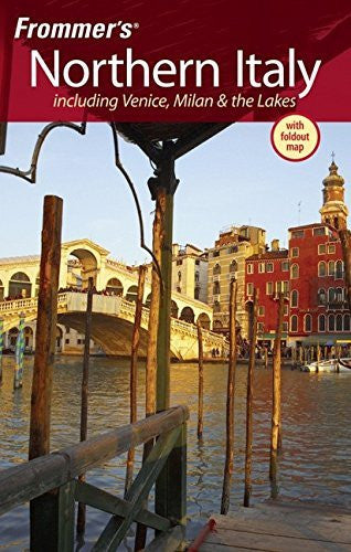 us topo - Frommer's Northern Italy: Including Venice, Milan & the Lakes (Frommer's Complete Guides) - Wide World Maps & MORE! - Book - Wide World Maps & MORE! - Wide World Maps & MORE!