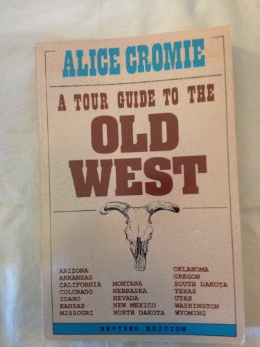 us topo - Tour Guide to the Old West - Wide World Maps & MORE! - Book - Brand: Rutledge Hill Pr - Wide World Maps & MORE!